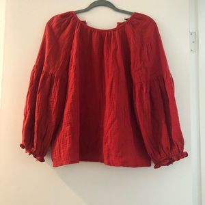 Universal Thread Red Blouse!